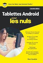 Téléchargez le livre :  Tablettes Android pour les Nuls poche, nouvelle édition