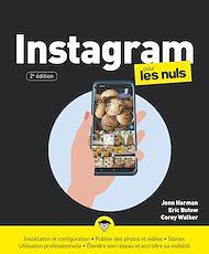 Téléchargez le livre :  Instagram pour les Nuls, 2e éd, grand format