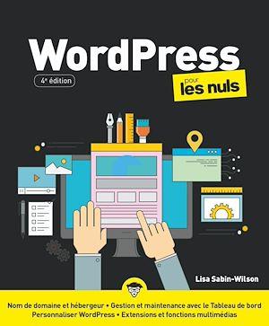 Téléchargez le livre :  WordPress pour les Nuls, grand format, 4e éd.