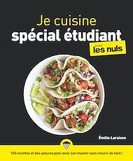 Téléchargez le livre :  Je cuisine spécial étudiant pour les Nuls