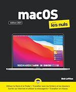 Download this eBook MacOS X X pour les Nuls, grand format