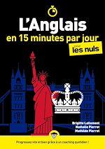 Download this eBook L'anglais en 15 minutes par jour pour les Nuls, mégapoche