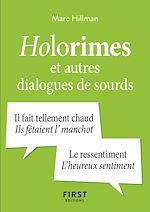 Download this eBook Le Petit Livre Holorimes et autres dialogues de sourds