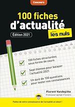 Download this eBook 100 fiches d'actualité pour les Nuls Concours, 3e édition