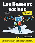 Download this eBook Les réseaux sociaux pour les Nuls, grand format, 5e éd