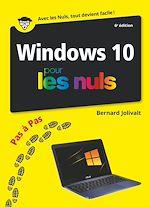 Download this eBook Windows 10 Pas à Pas pour les Nuls, grand format, 6e éd