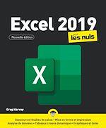 Download this eBook Excel 2019 pour les Nuls, grand format, 2e éd