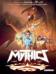 Téléchargez le livre :  Les Mythics T03