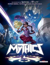 Téléchargez le livre :  Les Mythics T02