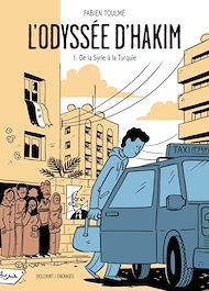 Téléchargez le livre :  L'Odyssée d'Hakim T01