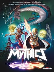 Téléchargez le livre :  Les Mythics T07