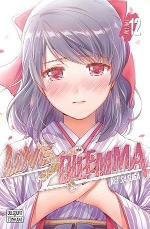 Téléchargez le livre :  Love X Dilemma T12