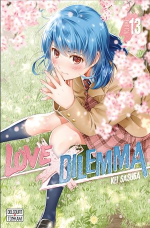 Téléchargez le livre :  Love X Dilemma T13 - Edition simple