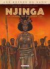 Télécharger le livre :  Les Reines de sang - Njinga, la lionne du Matamba T01