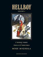 Téléchargez le livre :  Hellboy Deluxe T04