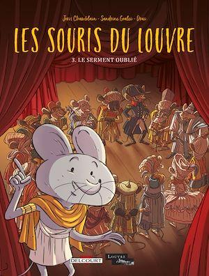 Téléchargez le livre :  Les Souris du Louvre T03
