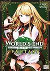 Télécharger le livre :  World's end harem Fantasy - Edition semi-couleur T03
