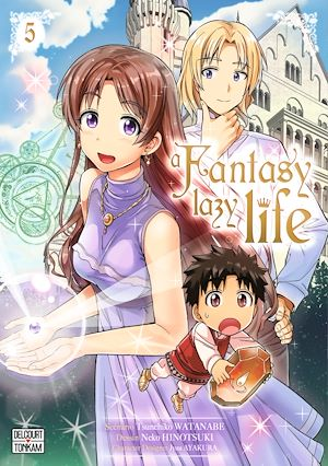 Téléchargez le livre :  A Fantasy Lazy Life T05