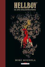 Téléchargez le livre :  Hellboy - 25 ans d'illustrations
