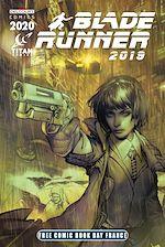 Téléchargez le livre :  Free comic book day 2020 - Blade Runner