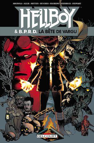 Téléchargez le livre :  Hellboy and BPRD T06