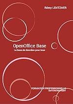 Téléchargez le livre :  OpenOffice Base