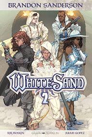 Téléchargez le livre :  White Sand, Tome 2