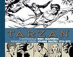 Download this eBook Tarzan : intégrale Russ Manning Newspaper Strips, volume 4 : 1974-1979