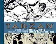 Téléchargez le livre :  Tarzan : intégrale Russ Manning Newspaper Strips, volume 4 : 1974-1979