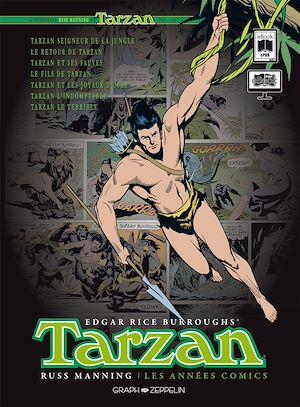 Téléchargez le livre :  Tarzan, les années comics