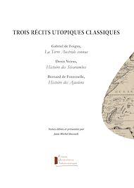Téléchargez le livre :  Trois récits utopiques classiques