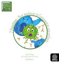 Téléchargez le livre :  7 Questions : Pour expliquer le Coronavirus aux enfants
