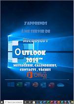 Téléchargez le livre :  J'apprends à me servir de Outlook 2019