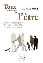 Download this eBook Tout commence par l'être
