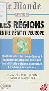 Télécharger le livre :  Les régions entre l'État et l'Europe