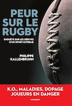 Download this eBook Peur sur le rugby