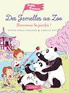Télécharger le livre :  Des jumelles au zoo - Bienvenue les pandas !