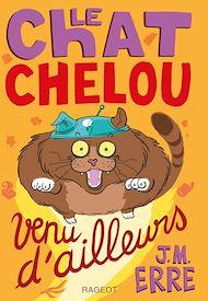 Téléchargez le livre :  Le chat chelou venu d'ailleurs