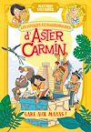 Télécharger le livre :  Les voyages extraordinaires d'Aster Carmin - Gare aux Mayas !