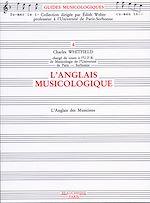 Download this eBook L'anglais musicologique