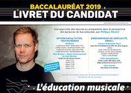 Téléchargez le livre :  Livret du candidat - Baccalauréat 2019