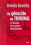 Télécharger le livre :  Un génocide au tribunal