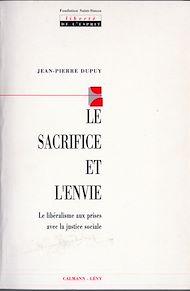 Téléchargez le livre :  Le Sacrifice et l'envie