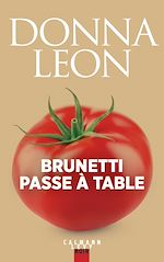 Download this eBook Brunetti passe à table