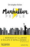 Manhattan people | Bollen, Christopher