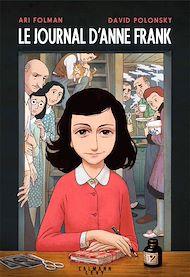 Téléchargez le livre :  Le Journal d'Anne Frank - Roman graphique