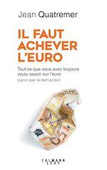 Download this eBook Il faut achever l'Euro