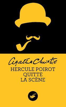 Découvrez le livre Hercule Poirot quitte la scène