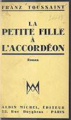Télécharger le livre :  La petite fille à l'accordéon
