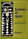 Télécharger le livre :  Systèmes de signes